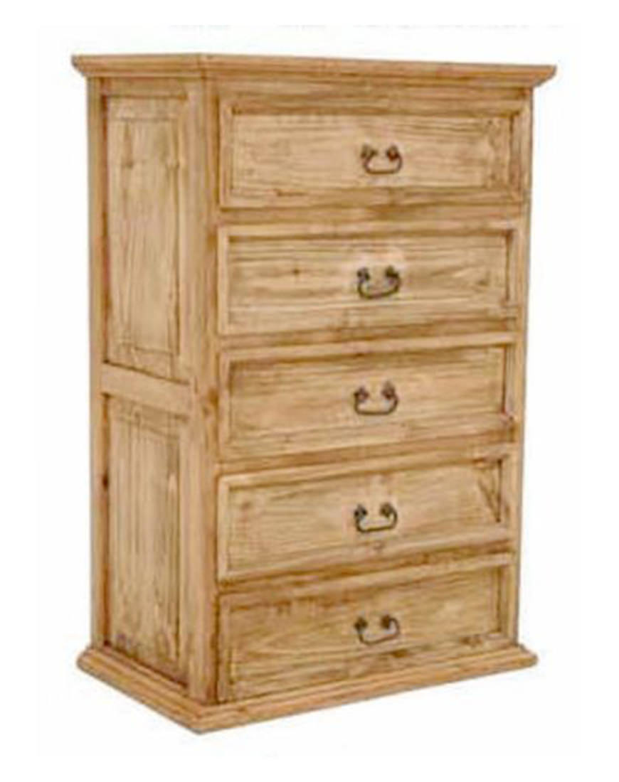 12 Drawer Chest Of Drawers Million Dollar Rustic 5 Drawer Chest