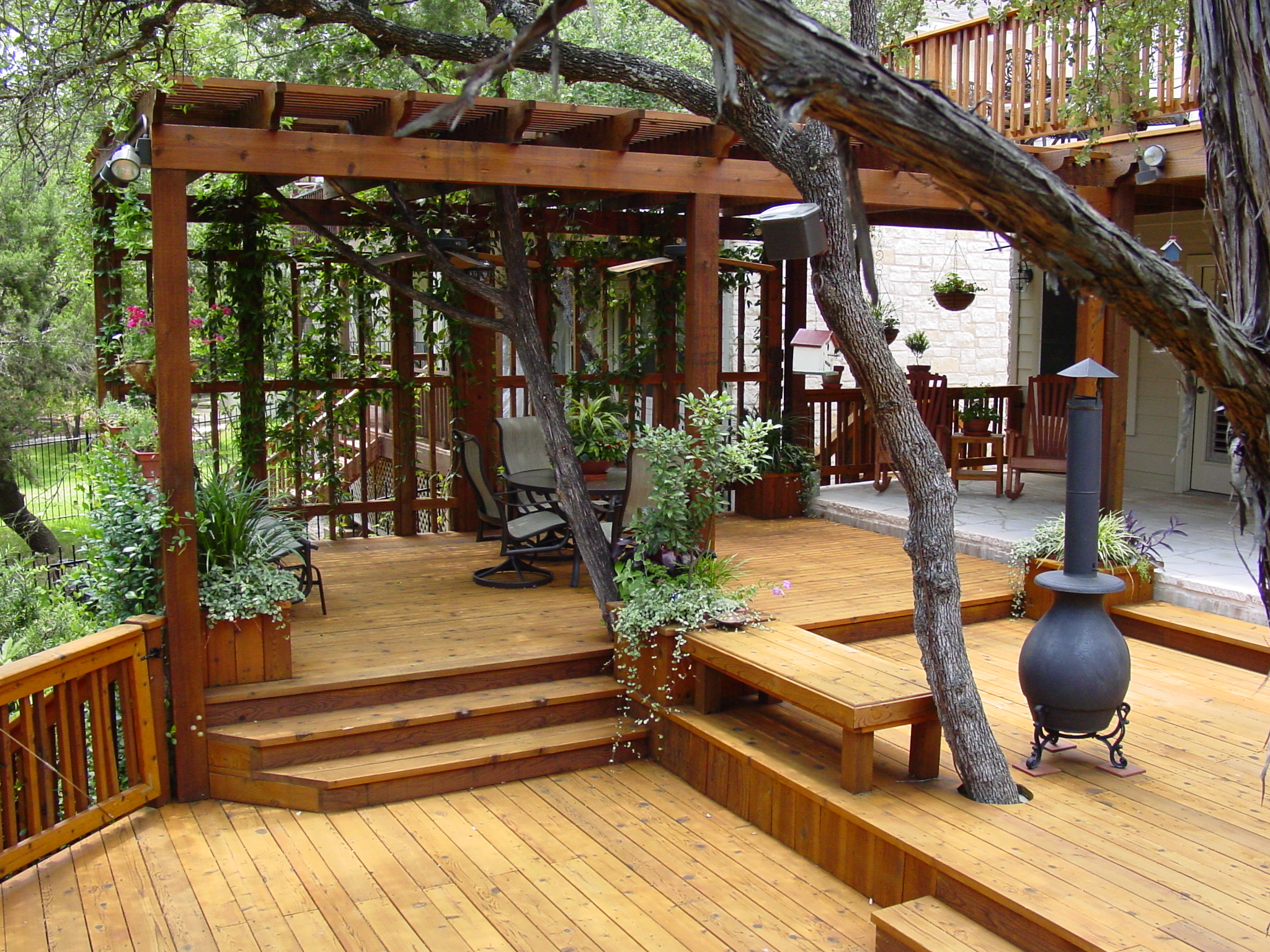 Detached Patio Covers Austin Decks Pergolas Covered Patios Porches More