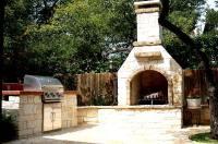 Freestanding covered patios | Austin Decks, Pergolas ...
