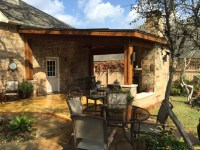 Covered Patios | Austin Decks, Pergolas, Covered Patios ...