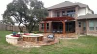 Austin fire pits | Austin Decks, Pergolas, Covered Patios ...