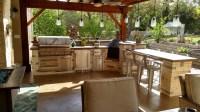 Outdoor kitchens Austin TX | Austin Decks, Pergolas ...