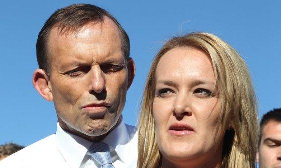 Fiona Scott back stabbed Tony Abbott