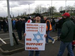 Israel infiltrates English Defence League