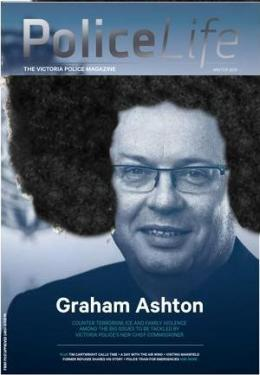 Commissioner Graham Ashton apologist for Apex