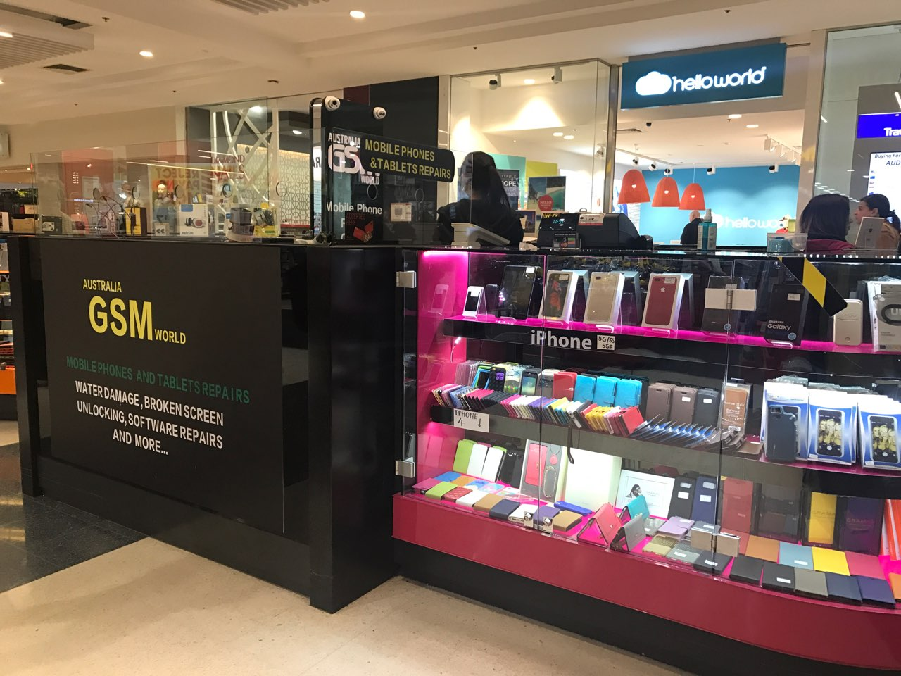 Shopping Com Au Australia Gsm World