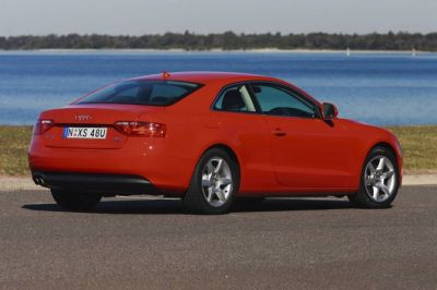 Review: Audi 8T3 A5 Coupe (2007-16)