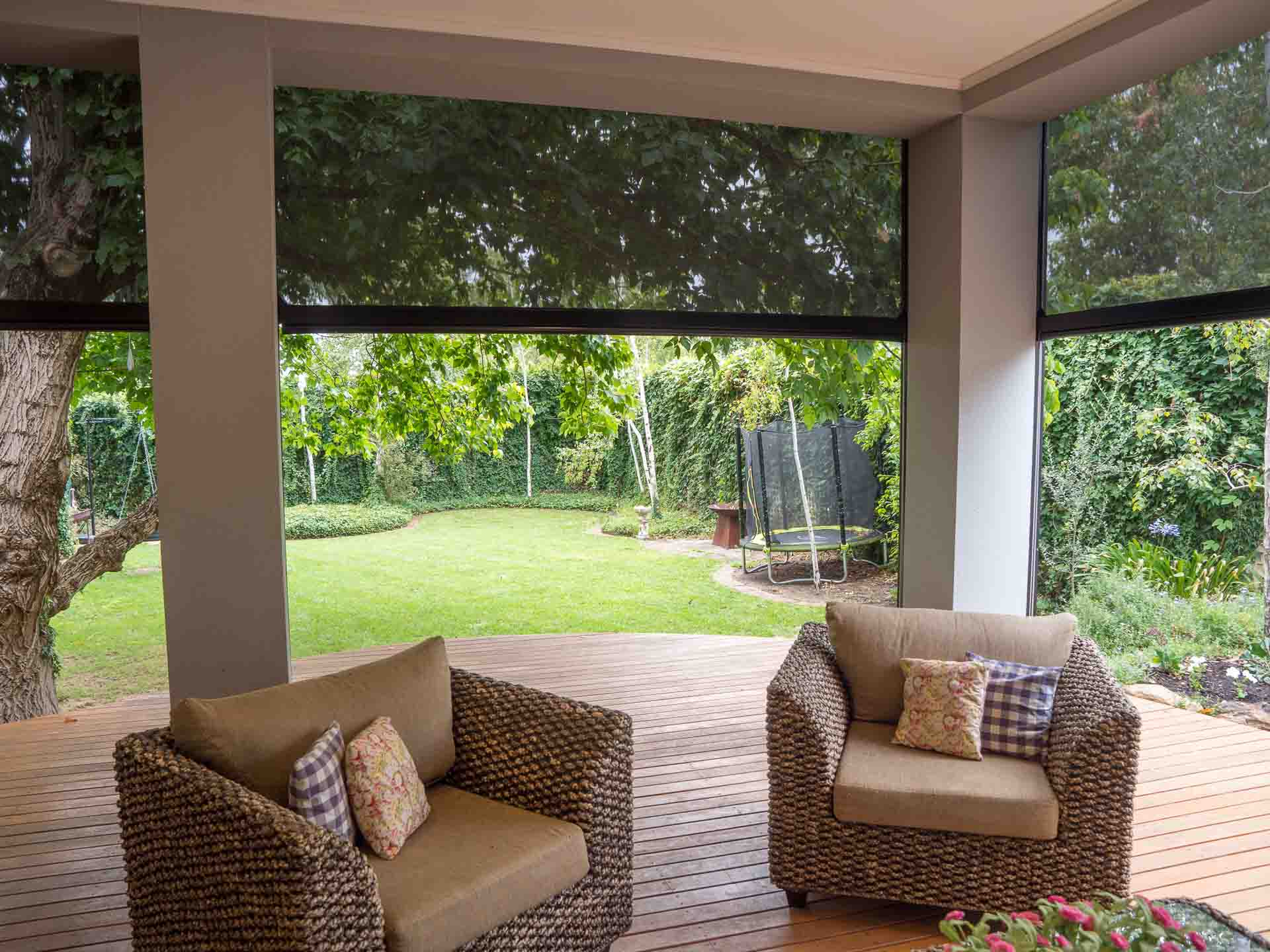 Outdoor Blinds Canberra How To Clean And Maintain Your Outdoor Roller Blinds