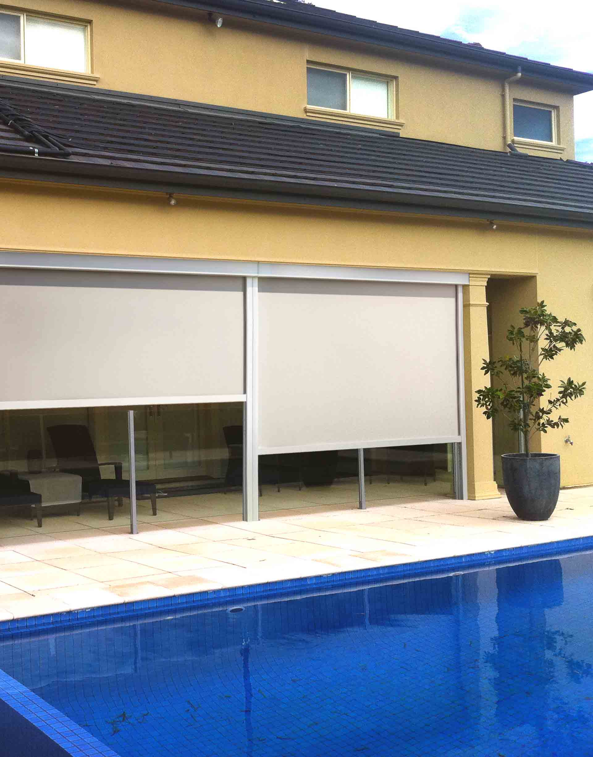 Block Out Blinds Perth Opaque Blockout Outdoor Blinds Free Measure Quote