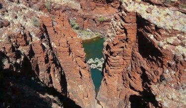 Parc national du Karjini en Australie