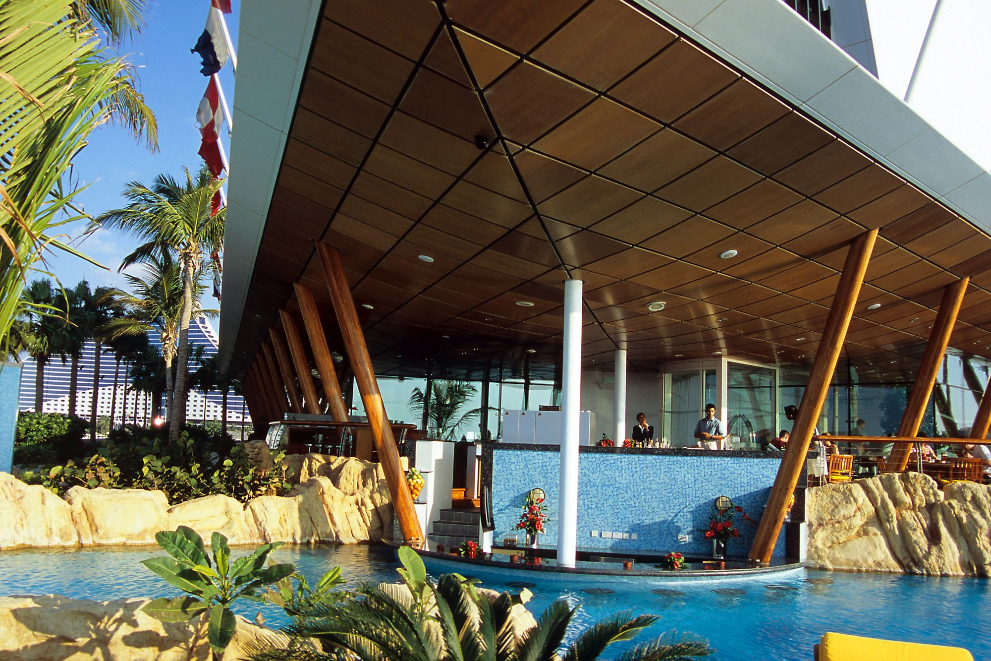 Pool Reinigen Forum Burj Al Arab Pool 1 Jumeirah Pictures Geography