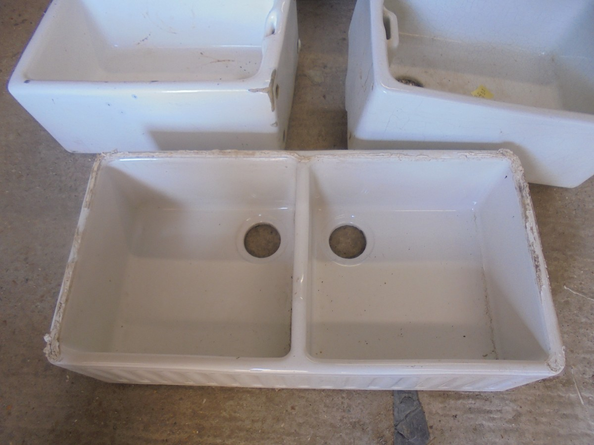 Double Butler Sink Double Butler Sink Authentic Reclamation