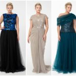 Tadashi Shoji Fall/Holiday Plus Size Collection