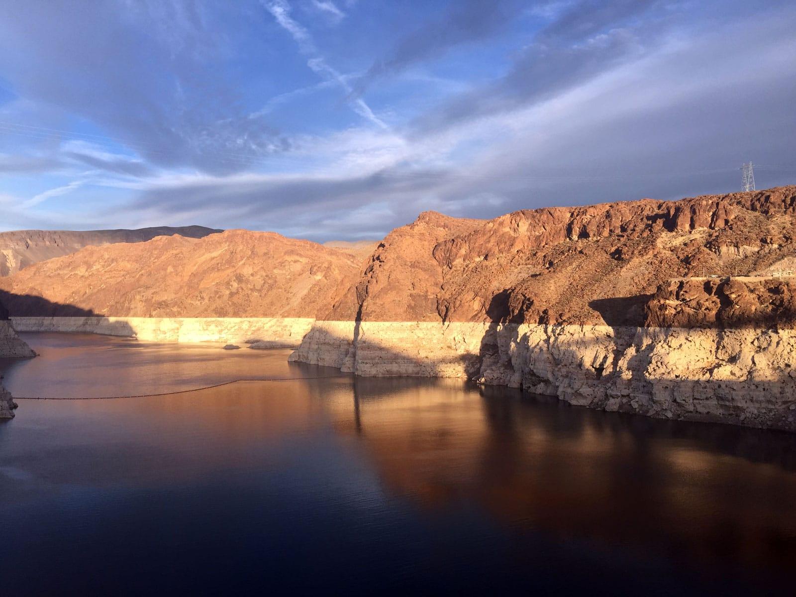 Las Vegas Trip Recap from @emilyjoanho - Hoover Dam