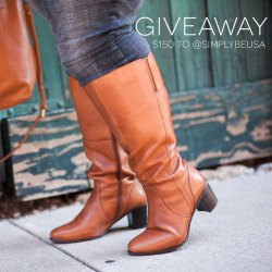 All The Fall + Boot Giveaway!