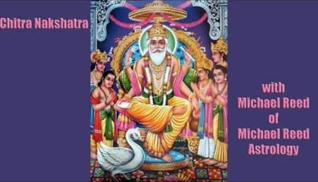 Interpreting the Nakshatras Series - Chitra Nakshatra 14 of 27