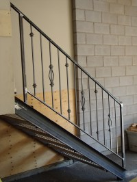 INTERIOR RAILINGS | Authentic Ironworks