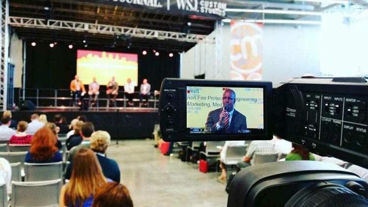 Storytelling and content marketing in healthcare: Join me at Content Marketing World in Cleveland