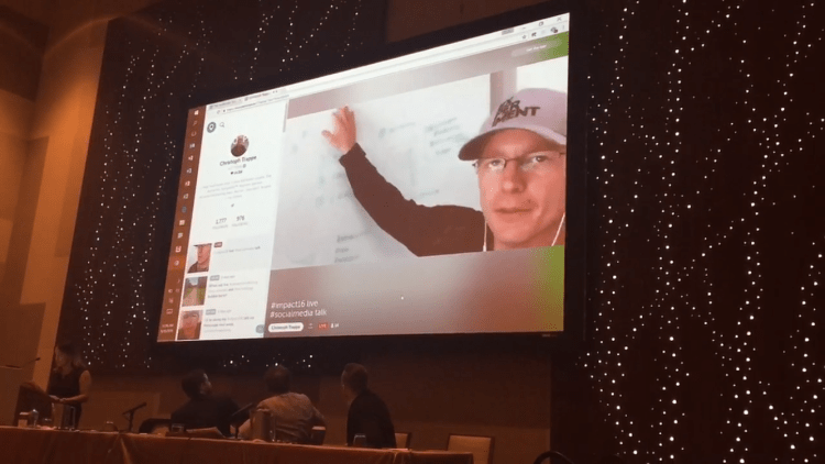 How I used Periscope for a conference talk in Vegas while actually in Iowa