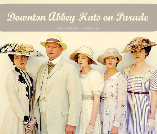 Downton Abbey Hats on Parade Meme