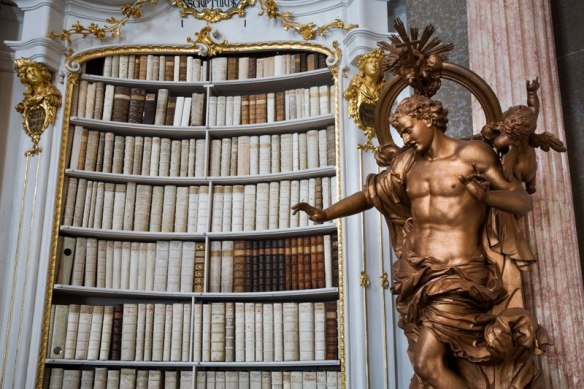 The Admont Abbey Library