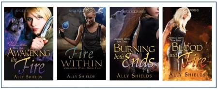 Ally's books