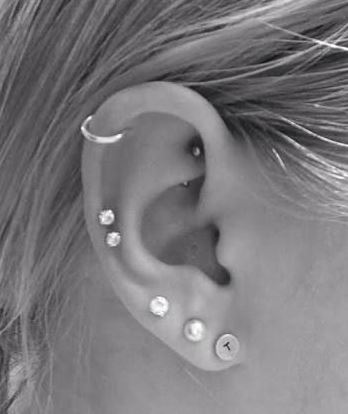 Different Types Of Ear Piercings \u2013 The Complete List