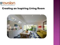 Creating an Inspiring Living Room |authorSTREAM