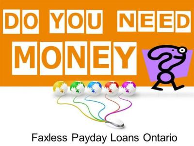 Faxless Payday Loans Ontario Effortlessly Deal With Unexpected Nee.. |authorSTREAM