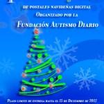 I Concurso Infantil de Postales Navideñas de la Fundación Autismo Diario