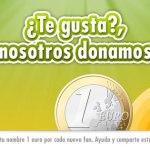 "Shopciable dona 1€ a la Fundación Autismo Diario por cada ""Me gusta"" en Facebook"