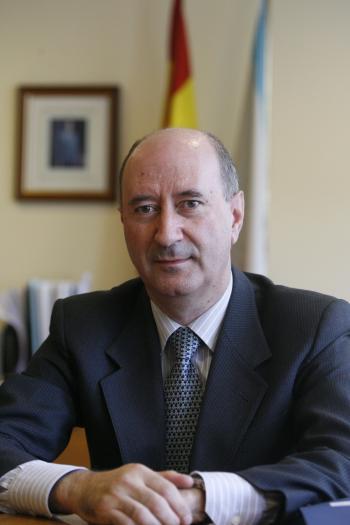 Manuel Corredoira López: Director Xeral de Educación, Formación Profesional e Innovación Educativa de Galicia