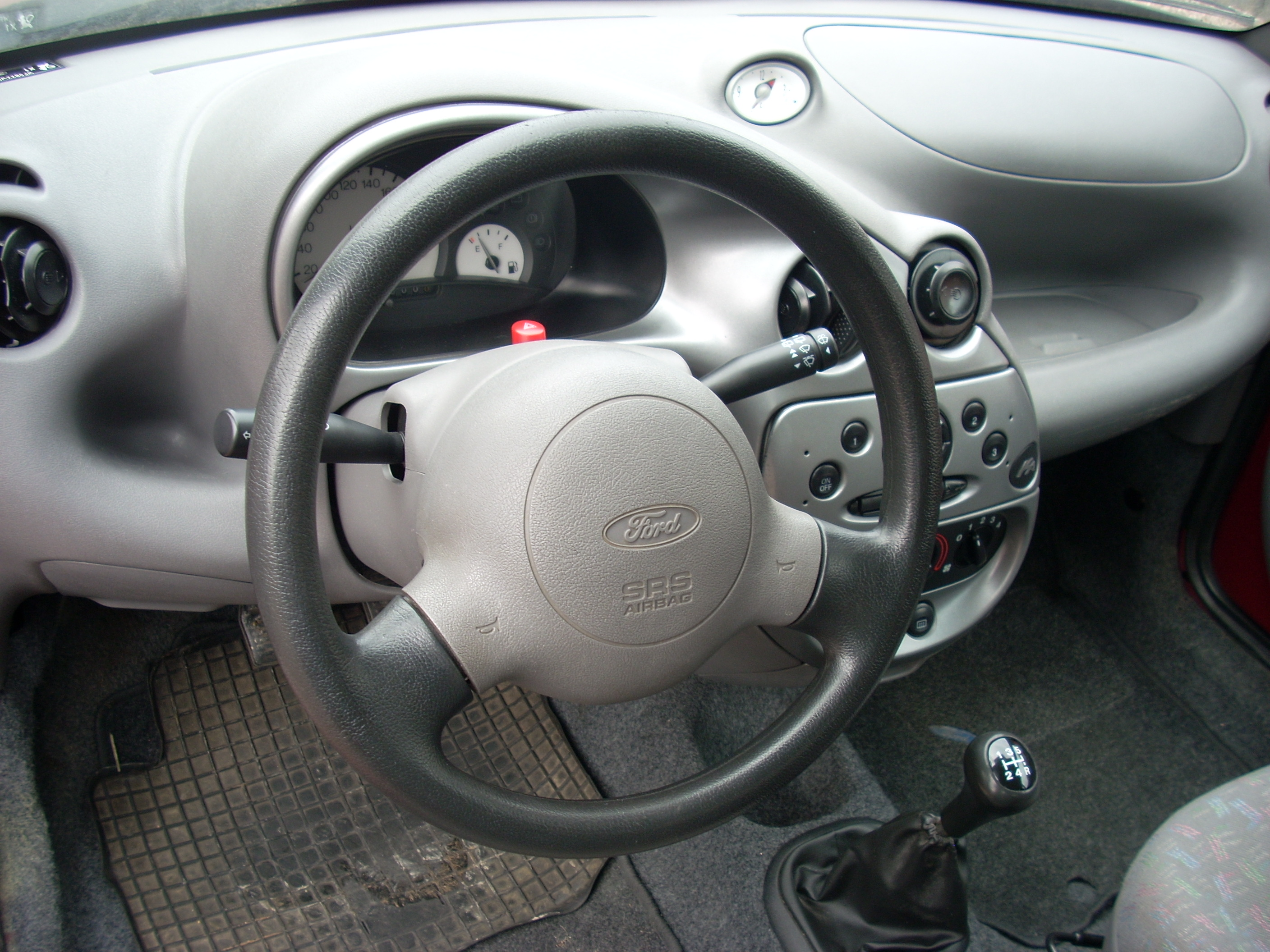 Ford Ka Interieur 1999 Ford Ka Pictures Information And Specs Auto Database