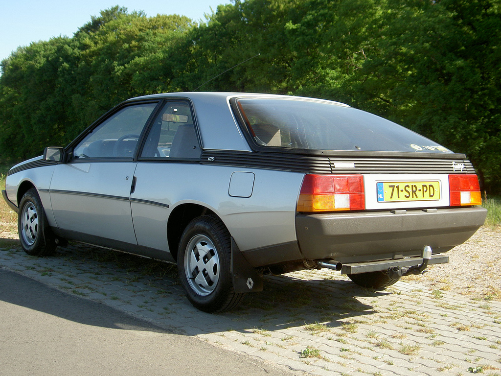 Gtx Cars Wallpapers Renault Fuego Pictures Information And Specs Auto