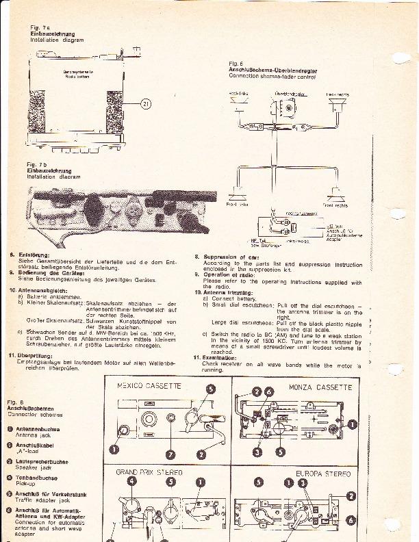 1976-1977 Mercedes-Benz W123 200D 220D 300D 200E 230E 250E 280E 230C