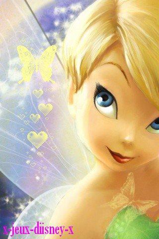 3d Tinkerbell Wallpaper Blog De La Fee Clochette Disney Blog De La Fee Clochette