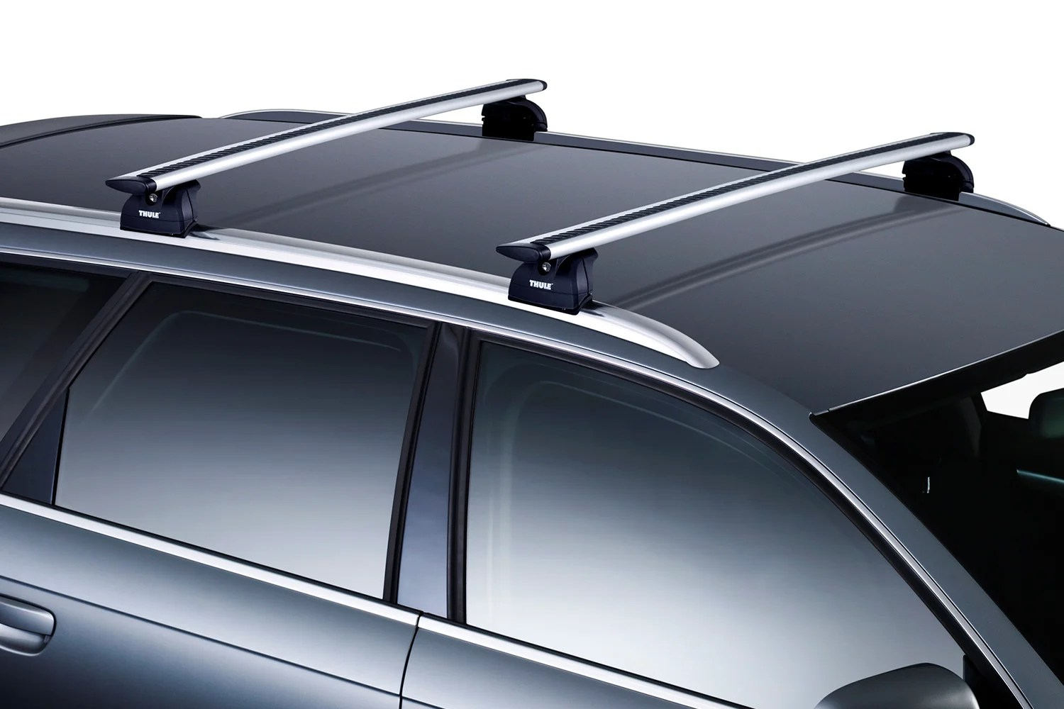 Auto Dakdragers 2007 2012 Audi Q7 Thule Roof Rack System Thule 460r