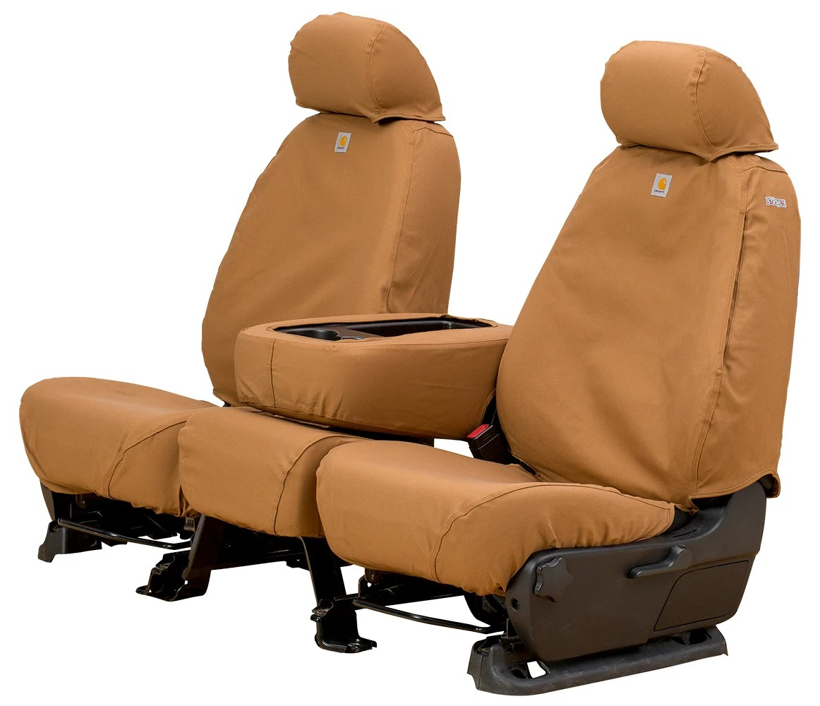 Where Can I Find Seat Covers Carhartt Duck Weave Seat Covers