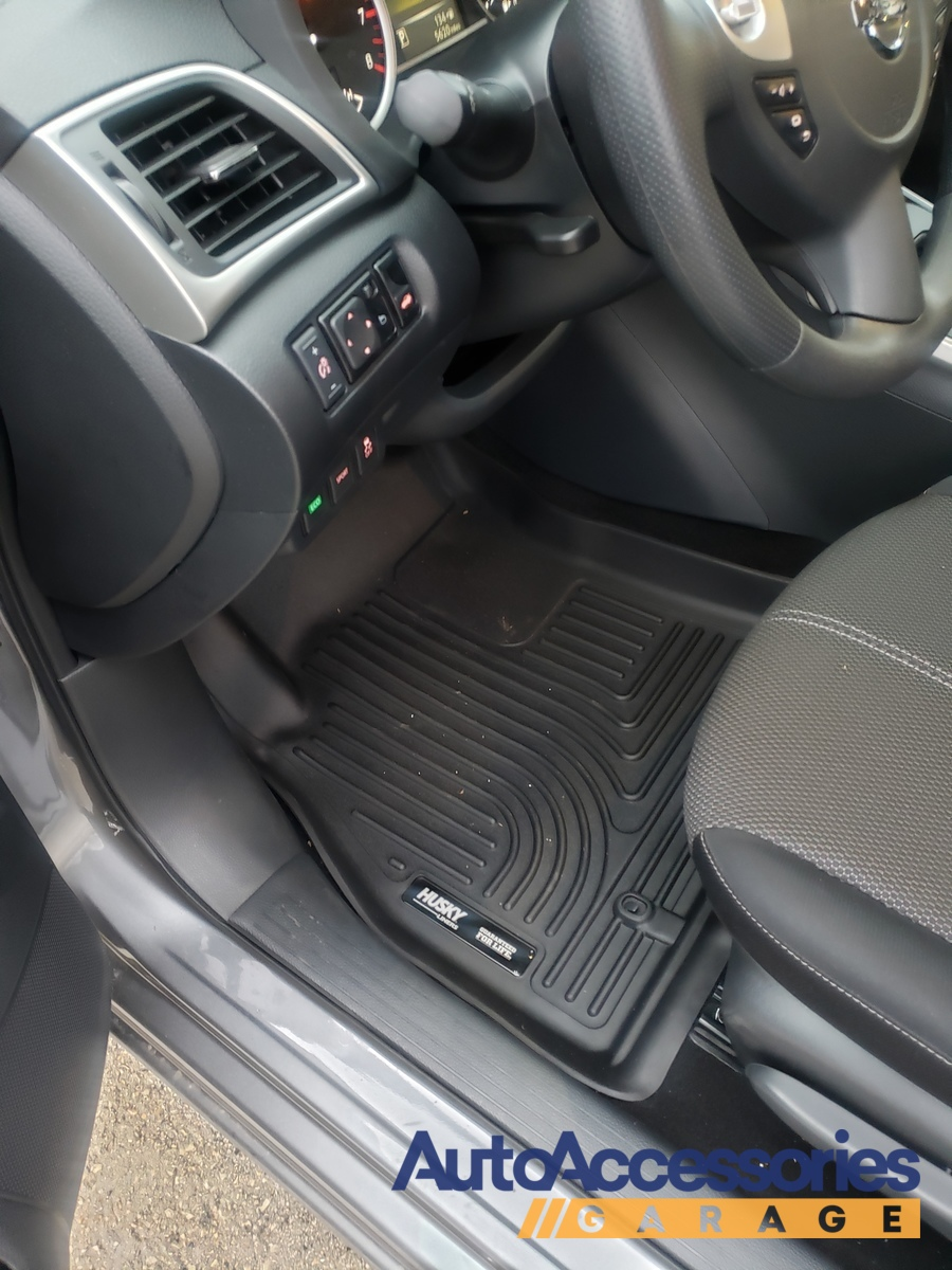 Auto Accessories Garage Military Discount Husky Liners Weatherbeater Floor Liners