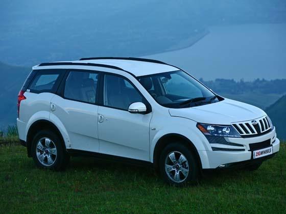Mahindra Xuv 500 Wallpaper Hd In White Sal 195 O Do Autom 211 Vel Bramont Apresenta Novos Modelos