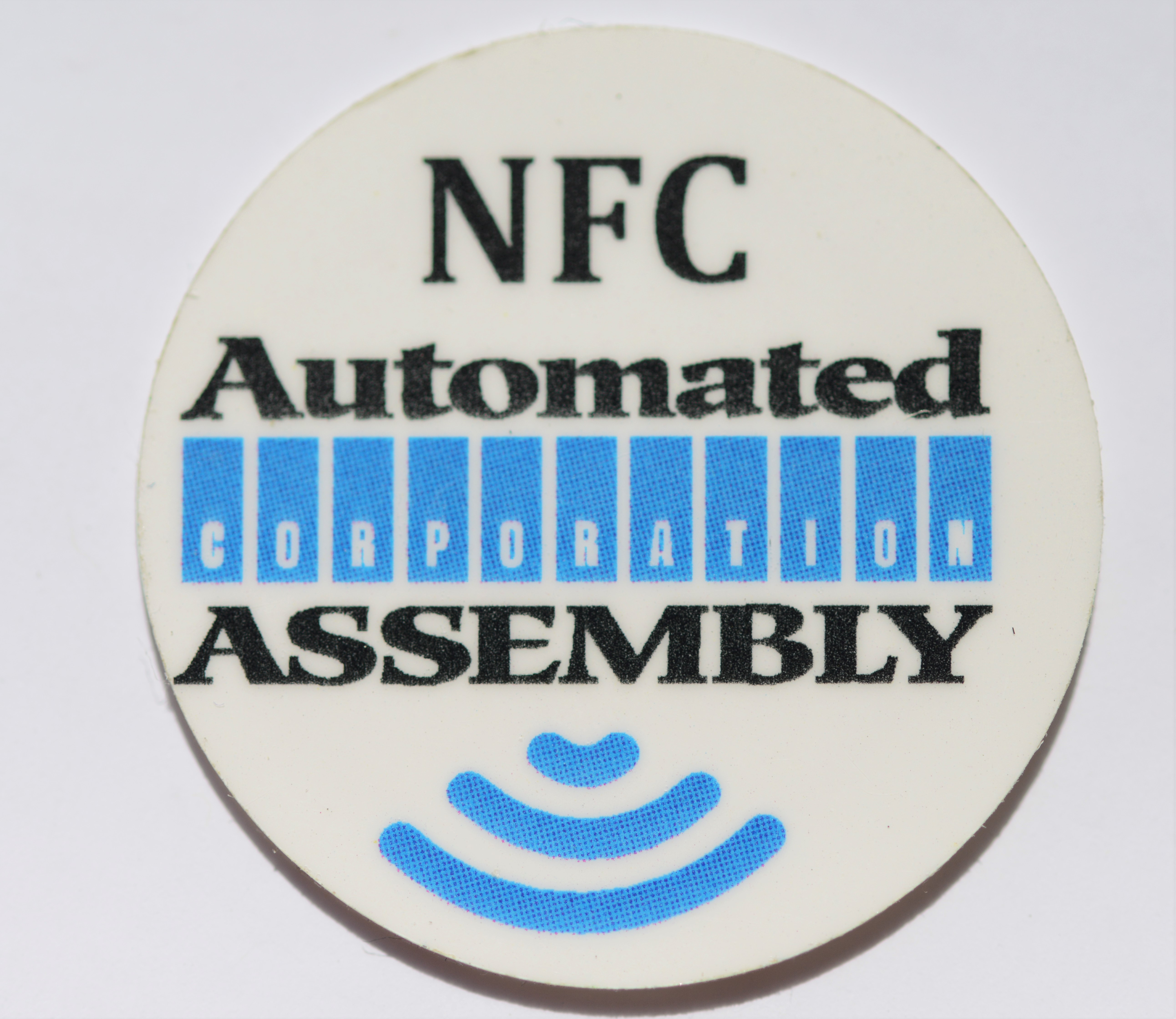 Nfc Tags Nfc Tags Automated Assembly Corporation