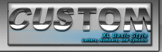 letters layout