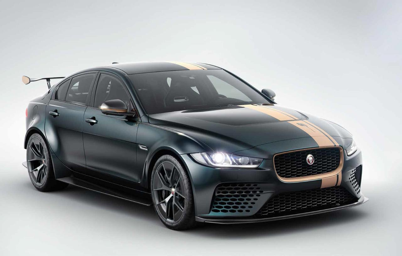 Jaguar Xe Sv Project 8 Jaguar Xe Sv Project 8 The Most Powerful And Agile