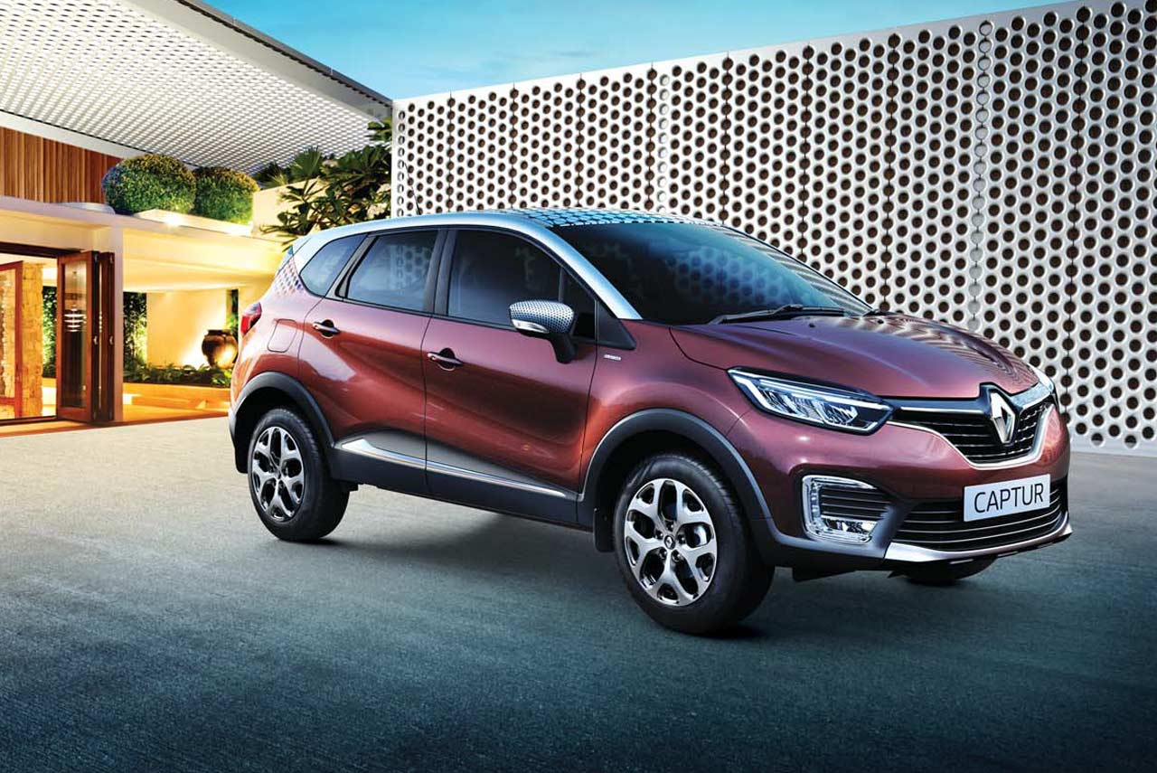 2017 Renault Captur 2017 Renault Captur Mahogany Brown With Planet Grey Roof