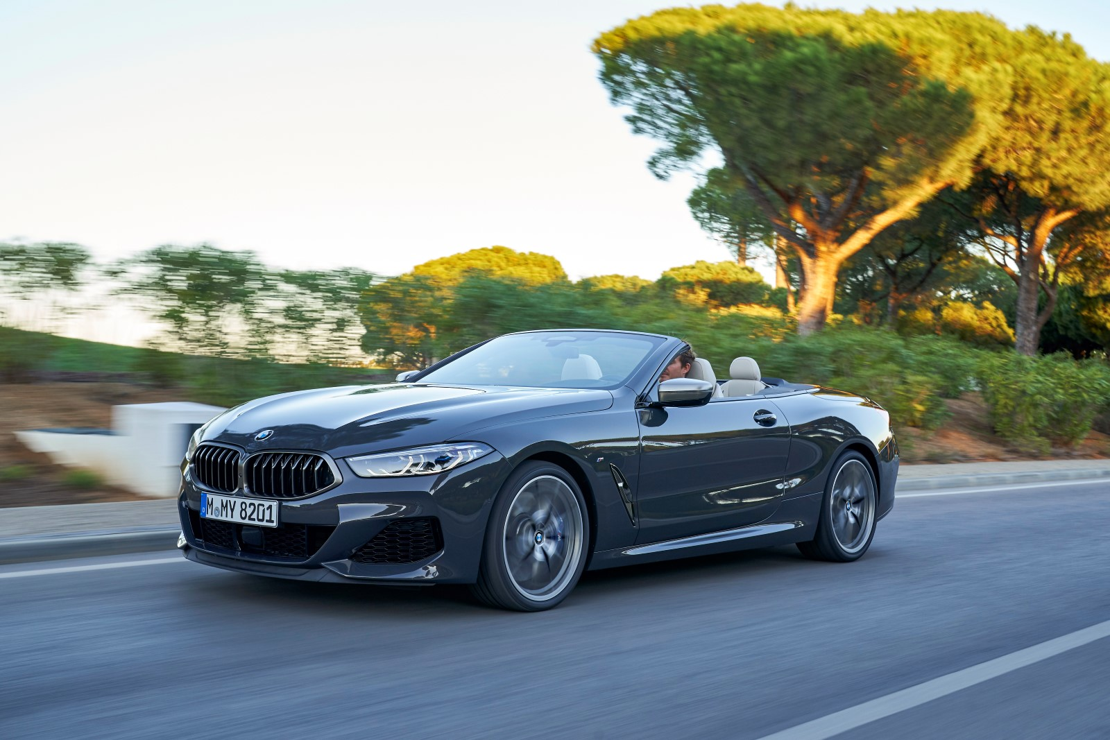 Tesla Interieur Bmw M850i Xdrive Convertible: Rijtest En Video - Autoblog.nl