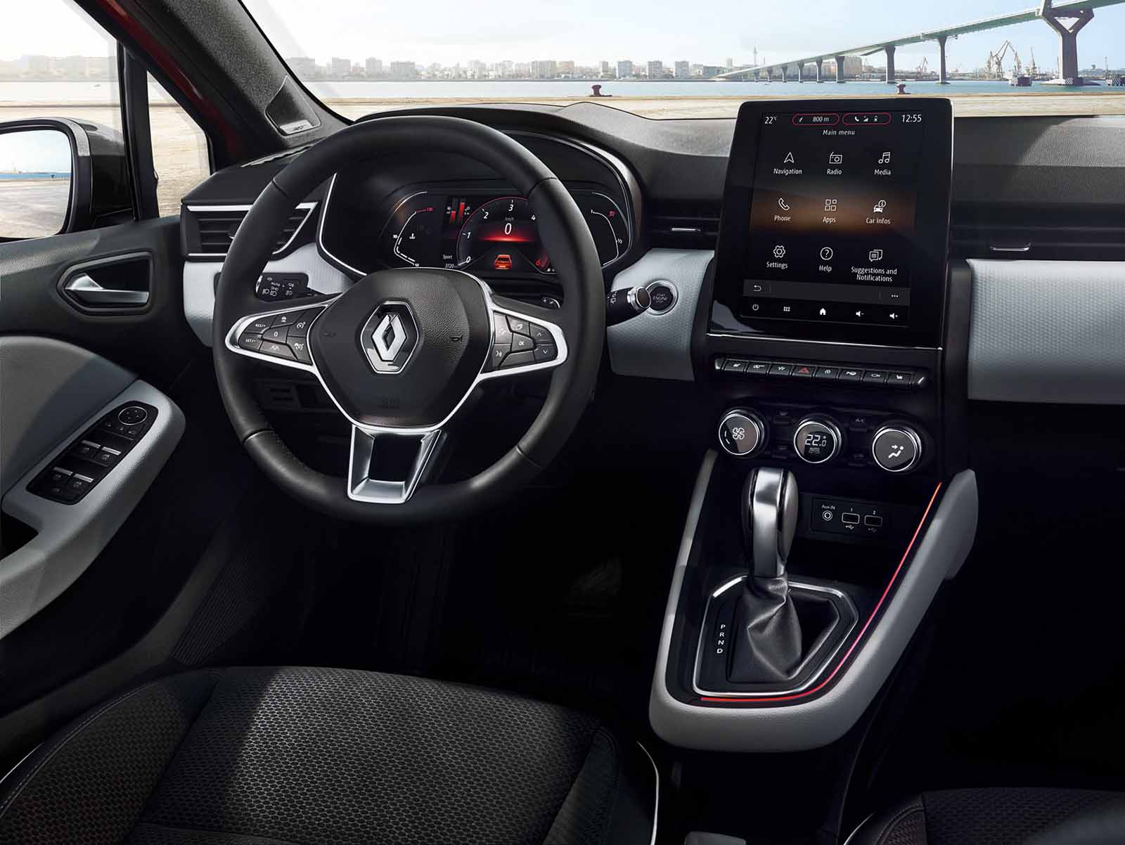 Tesla Model Y Interieur 2019 Renault Clio Early 2019 Launch Confirmed By Renault Autocar