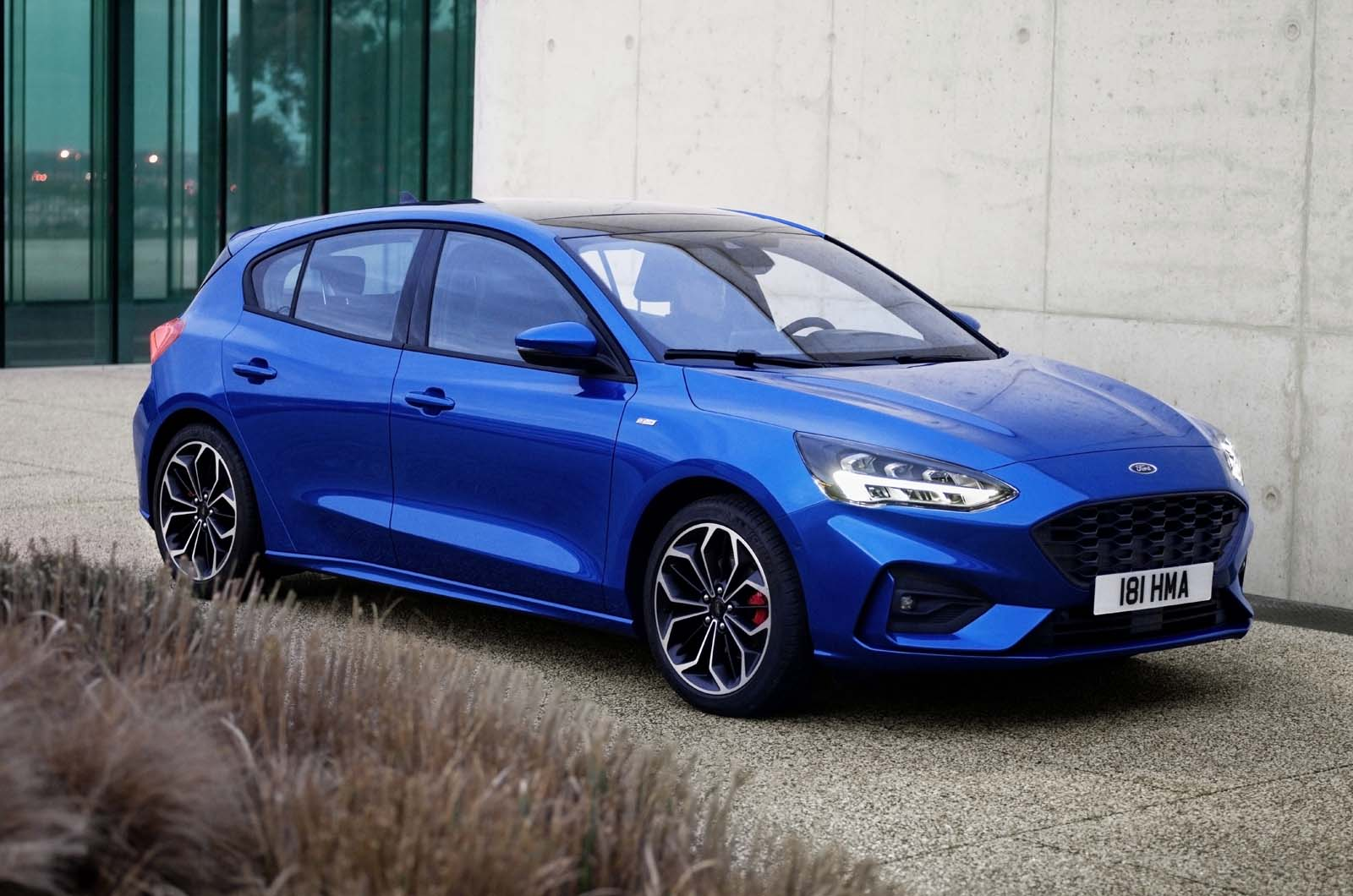 Ford Focus St Line New 2018 Ford Focus Unveiled As Brand 39s Most Advanced