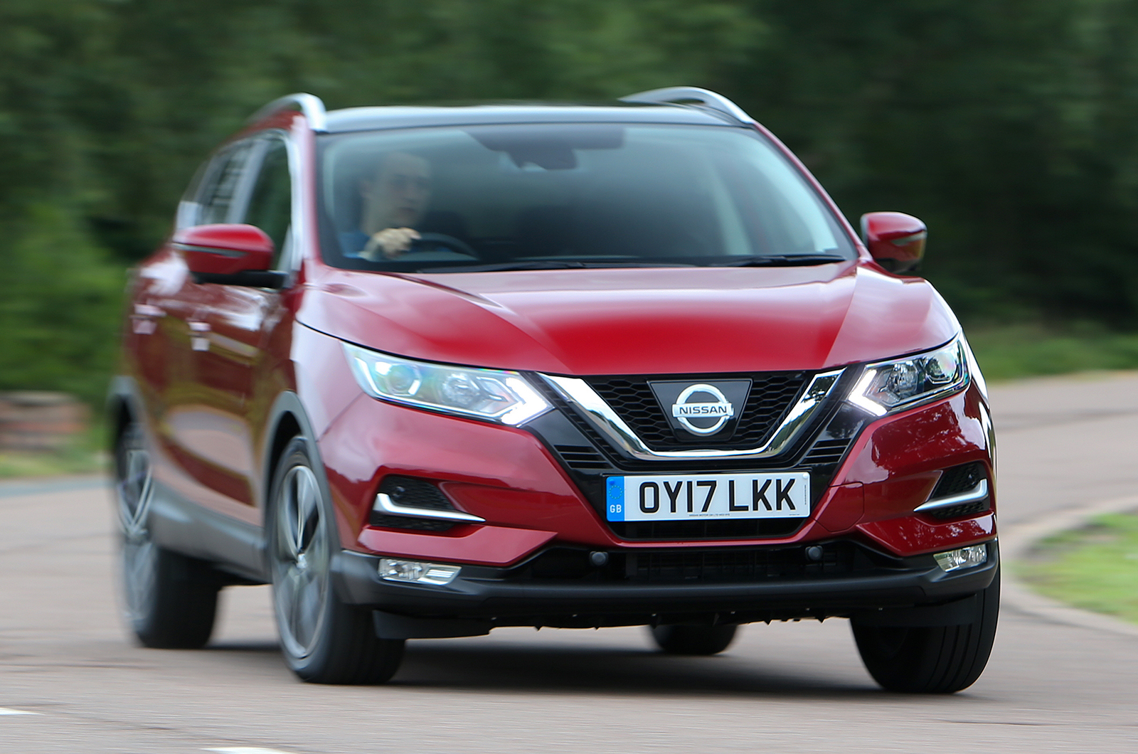 Nissan Qashqai Private Lease Nissan Qashqai 1 5 Dci 110 N Connecta 2017 Review Autocar