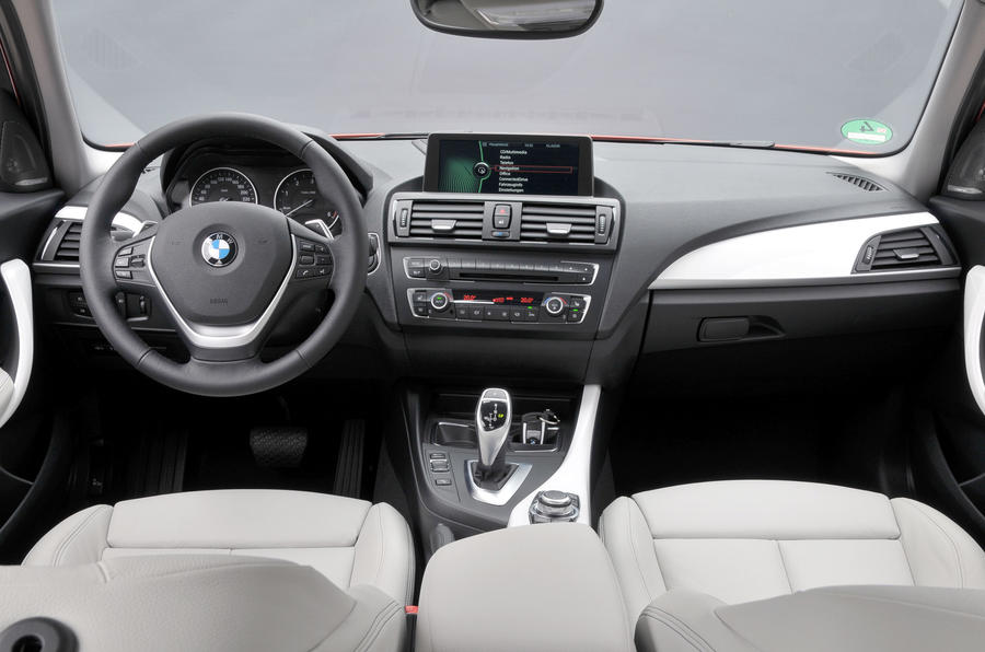 Bmw 116i 2006 Interieur Bmw 120d 5dr Hatch 2011 Review | Autocar