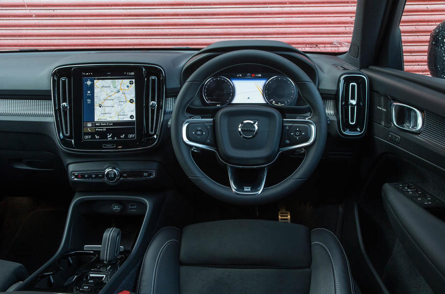Review Hd Interieur Volvo Xc40 Review (2018) | Autocar